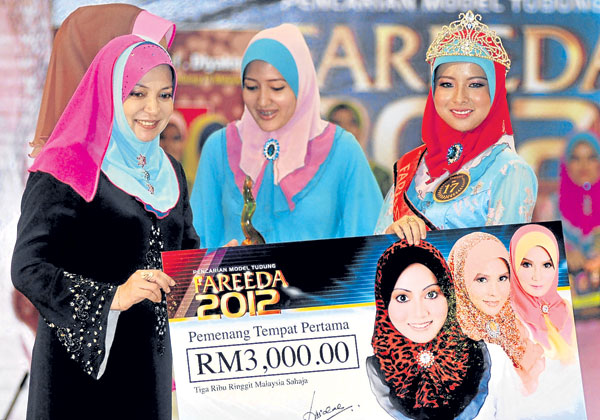 Pencarian Model Fareeda