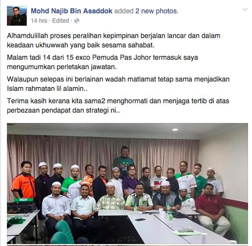 Pemuda Pas Johor 2015