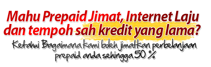 Dengan Onexox kita reload RM10 bulan ni dan tak reload setahun pun takpe. Sebab dapat tempoh sah 28 bulan.
