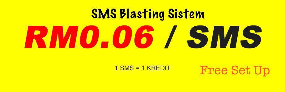 Rate Serendah RM0.06 sen
