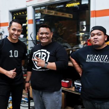 pemilik bengkel kereta Eurowerks di Subang Jaya yang berjaya membuktikan usia muda tidak menjadi penghalang untuknya mengecapi kejayaan.