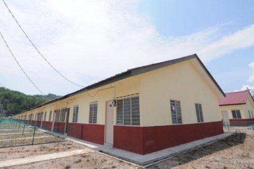 Harga rumah di Malaysia