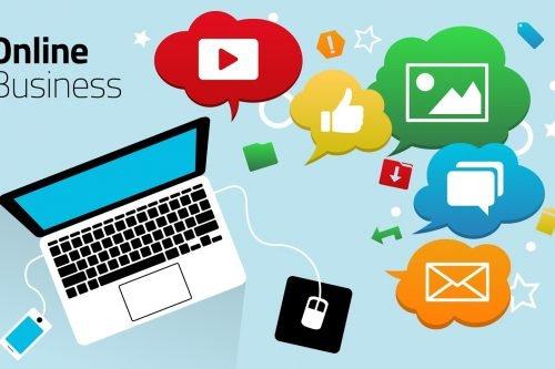 panduan perniagaan online