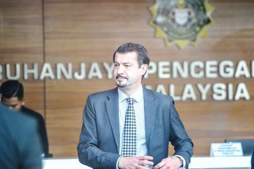 Xavier Andre Justo