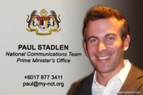 Paul Geoffrey Stadlen