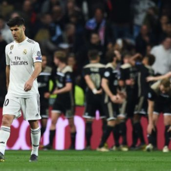 Ajax Amsterdam Singkirkan Real Madrid Di Liga Juara-Juara Eropah