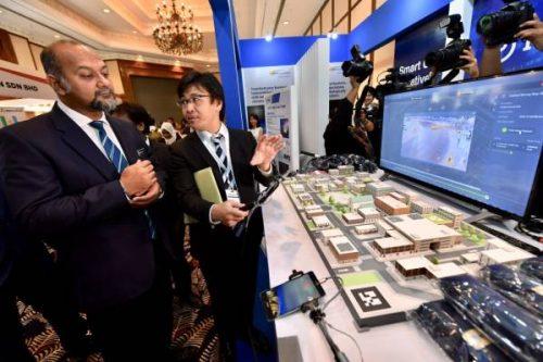 Ujian Teknologi 5G di Putrajaya Dan Cyberjaya