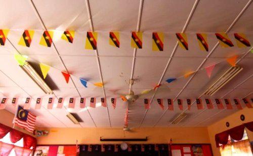 10 Idea Hiasi Sekitar Sekolah Sempena Kemerdekaan