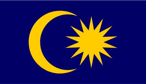 Lambang Bulan Dan Bintang Pada Bendera Malaysia