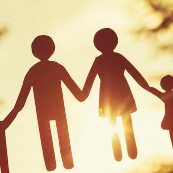Keluarga yang bahagia