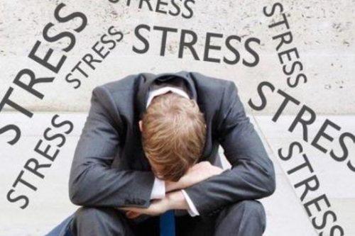 Tanda-tanda stres