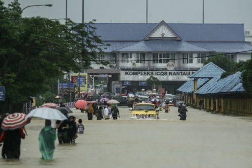 langkah-langkah menghadapi banjir