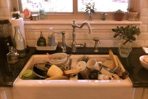 rumah sentiasa kemas dan bersih