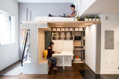 tips hias rumah sempit
