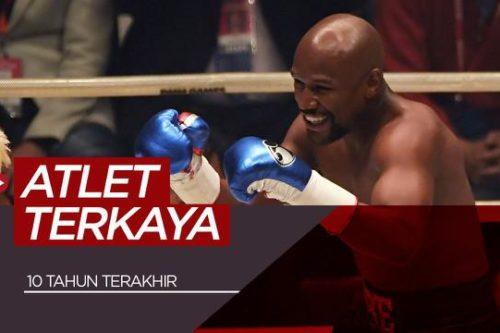 Atlet Paling Kaya